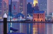 Skyline - Downtown Baltimore