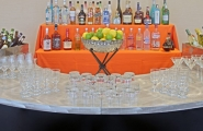 Banquet Bar Set-up