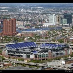 M & T Bank Stadium (home of the Baltimore Ravens)